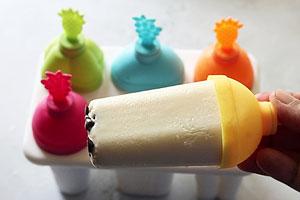 بستنی شیر عسلی