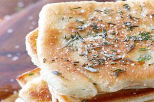 نان کره ای بدون فر