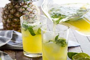 لیموناد آناناس
