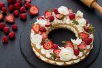 کیک سابله ( بیسکو کیک )