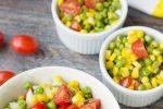سالاد سبزیجات تابستانی