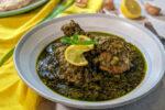 خورش مرغ ترش ( مازندران )