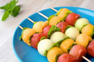 میوه آرایی و تزیین میوه – 3