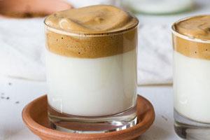 قهوه دالگونا ( خامه قهوه )